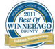 Best of Winnebago Award-Oshkosh Northwestern