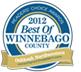Best of Winnebago Award-Oshkosh Northwestern