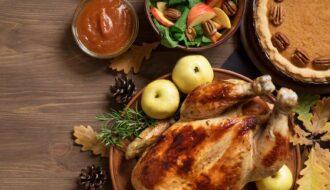 Govani Dental Gives Thanksgiving Dinner.