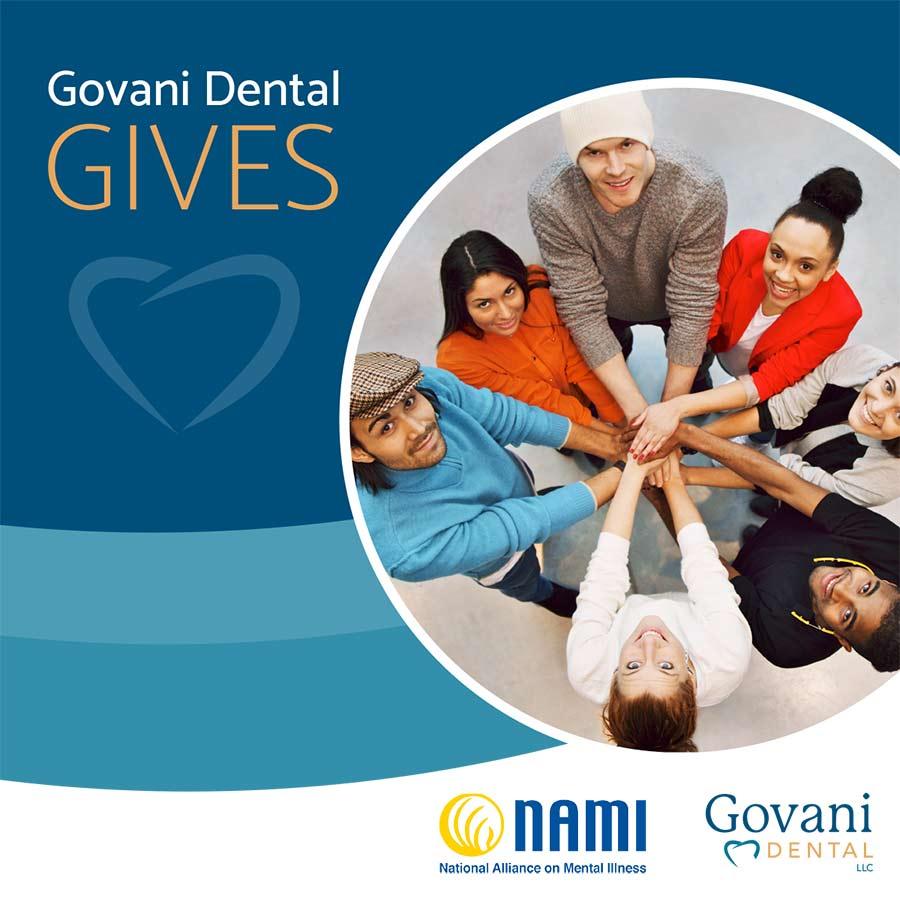 Govani Gives Campaign - NAMI of Oshkosh