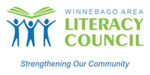 Winnebago County Literacy Council logo.